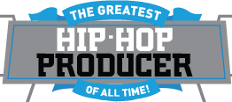 Today's Topic: The GREATEST HIPHOP Producer of ALL TIME! tune in EARLY!! ATTNEWNAV_OVERLAY_LOGO